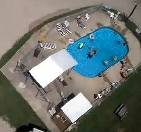 Ariel View of WLTC Pool