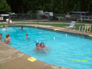 Picture of swimming pool